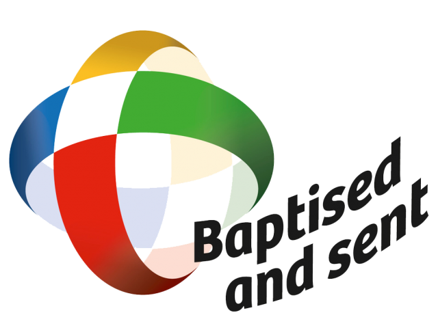 Baptised and Sent Logo