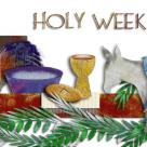 Holy Week Poster